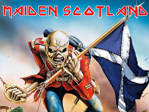 Maiden Scotland artist photo