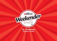 Win one of five pairs of weekend tickets to the PC Gamer Weekender!