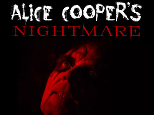 Alice Cooper's Nightmare artist photo
