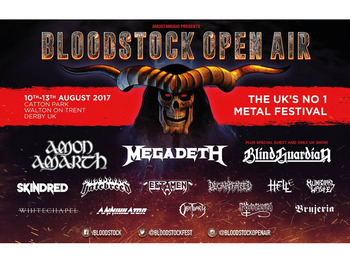 Bloodstock Open Air 2017 picture