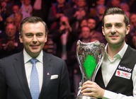 Betway UK Championship 2017: Betway UK Championship Snooker artist photo