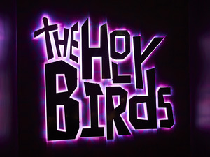 The Holy Birds artist photo