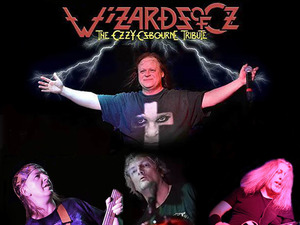 Wizards Of Oz (The Ozzy Osbourne Tribute) artist photo