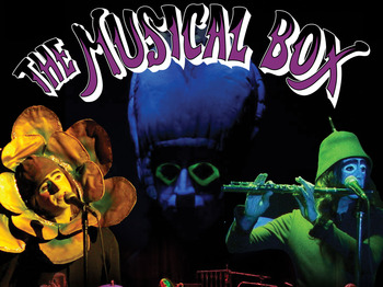 The Musical Box – The Black Show: The Musical Box picture