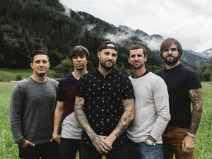 August Burns Red artist photo