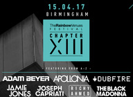 The Rainbow Venues Festival Chapter XIII  artist photo