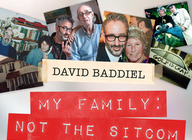 My Family - Not The Sitcom: David Baddiel artist photo