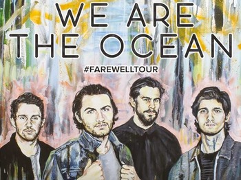 We Are The Ocean + Straight Lines picture