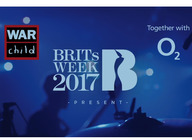 War Child in association with O2 present BRITs Week artist photo