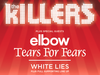 The Killers: Get tickets from 9am Wed Jan 25th