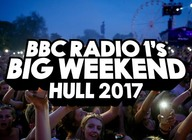 BBC Radio 1's Big Weekend Hull 2017 artist photo