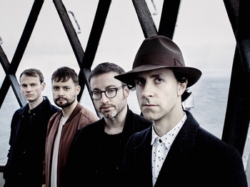 Maximo Park picture