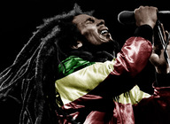 One Love - The Bob Marley Musical: Mitchell Brunings, Alexia Khadima artist photo