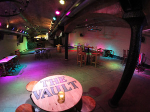 The Vault (No Sign Wine Bar) artist photo