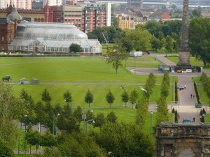 Glasgow Green artist photo