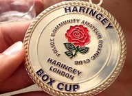 Haringey Box Cup 2017 artist photo