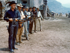 Film promo picture: The Magnificent Seven (1960)