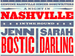 Nashville in the Round: Sarah Darling, Jenn Bostic, Michael Logen event picture