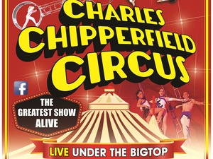 Charles Chipperfield Circus 2017 artist photo