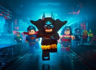 The LEGO Batman Movie artist photo