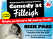 Filleigh Comedy Night: Nick Page, Tom Glover, Luke Honnoraty event picture