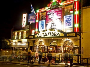 Alhambra Theatre artist photo