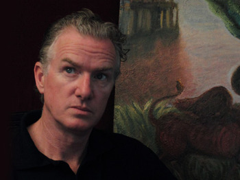 Mick Harvey artist photo