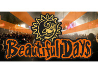 Beautiful Days 2017 artist photo
