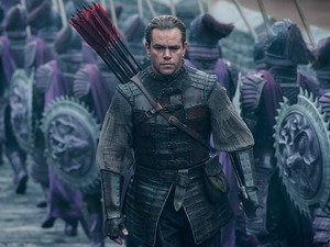 Film promo picture: The Great Wall