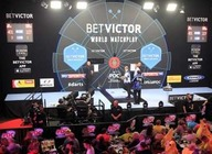 PDC Presents 2017 Betvictor World Matchplay Darts : BetVictor World Matchplay Darts artist photo