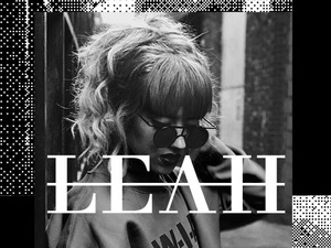 Leah McFall artist photo