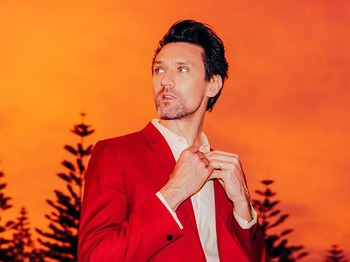 Paul Dempsey artist photo