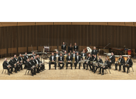 Grimethorpe Colliery Band artist photo
