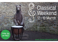Classical Weekend Festival 2017 artist photo