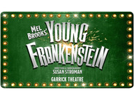 Young Frankenstein: Ross Noble, Lesley Joseph, Hadley Fraser artist photo