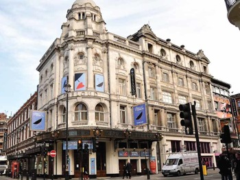 The Gielgud Theatre venue photo