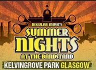 Glasgow Summer Nights 2017 artist photo