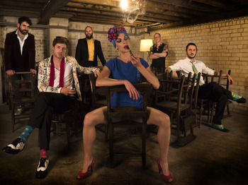 Molotov Jukebox + Nimmo picture