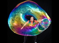 The Amazing Bubble Man artist photo