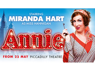 Annie - The Musical, Miranda Hart artist photo
