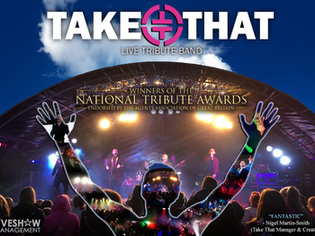 Shining Light Tribute Night: Take That Live (UK's No1 Take That Tribute) + Boybands LIVE - Boyzone & Westlife + Amy Housewine + Born This Way Lady Gaga Tribute + Katie Hopley Performing Her Tribute To Rihanna + Tony Dibbin picture