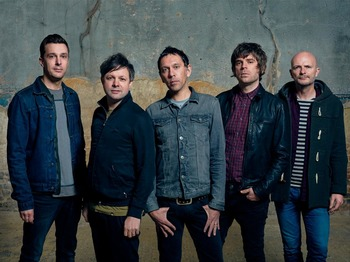 Greatest Hits Live: Shed Seven + Mark Morriss (The Bluetones) picture