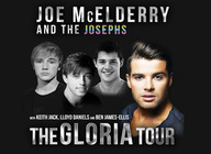 Joe McElderry & The Josephs - The Gloria Tour artist photo