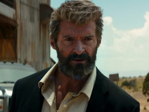 Film promo picture: Logan