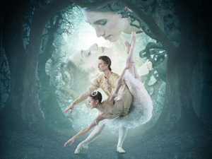 Film promo picture: Petipa's The Sleeping Beauty: Royal Ballet 2017