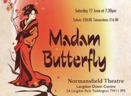 Madame Butterfly artist photo