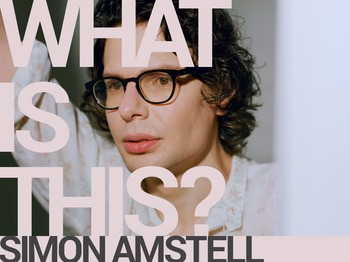 Work In Progress: Simon Amstell, Claudia O'Doherty picture