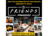 FriendsFest announced 6 new tour dates