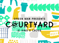 Green Man Presents Courtyard artist photo