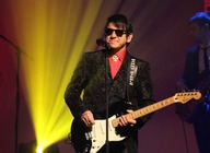 Barry Steele as Roy Orbison artist photo